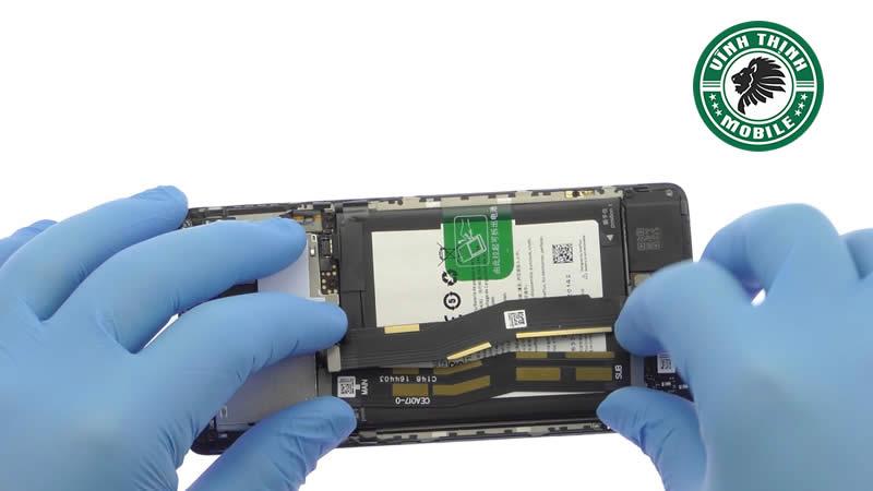 Lưu ý thay pin One Plus 3T ?