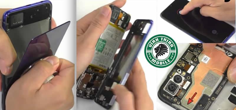 Lưu ý thay pin Oppo F9 ?