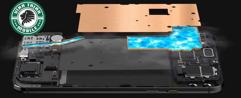 Lưu ý thay vỏ Xiaomi Black Shark 2