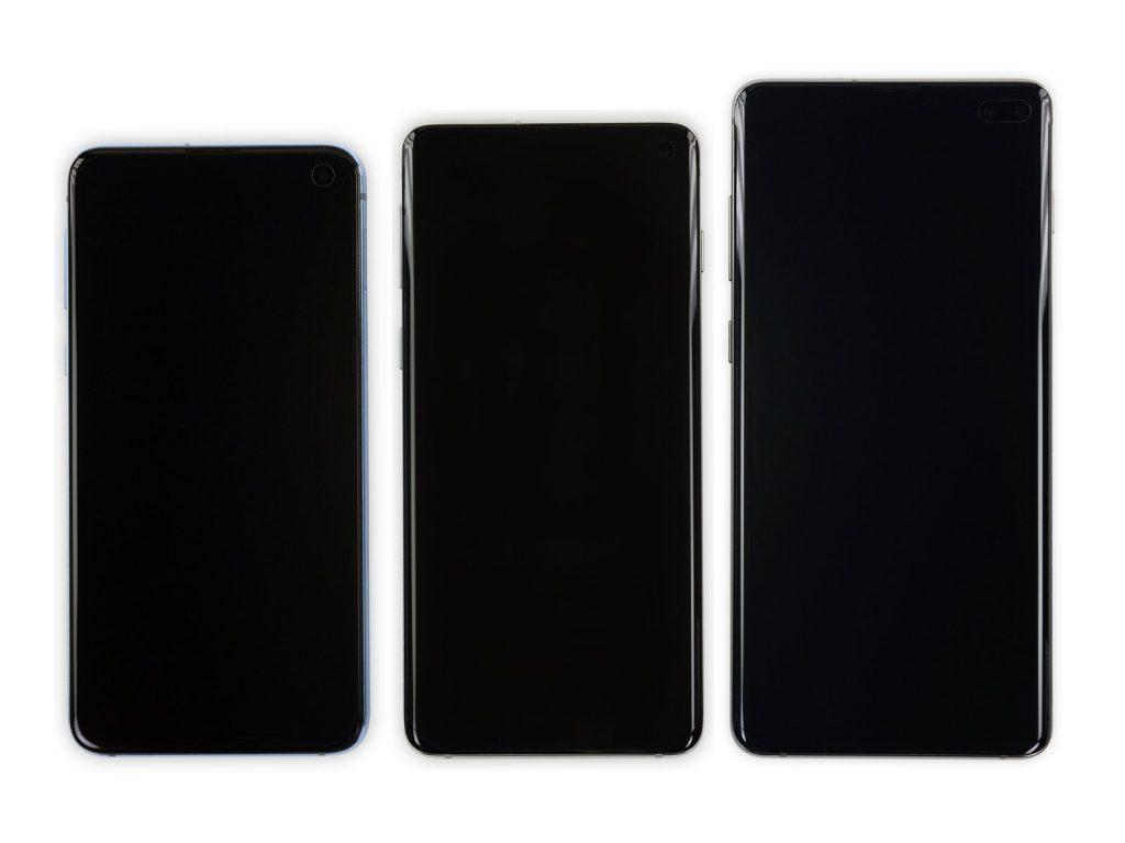 Mặt kính Samsung Galaxy S10 zin chuẩn nhất thị trường