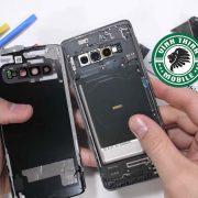 Quy trình thay mặt kính Samsung Galaxy S10 tại Sửa Chữa Vĩnh Thịnh
