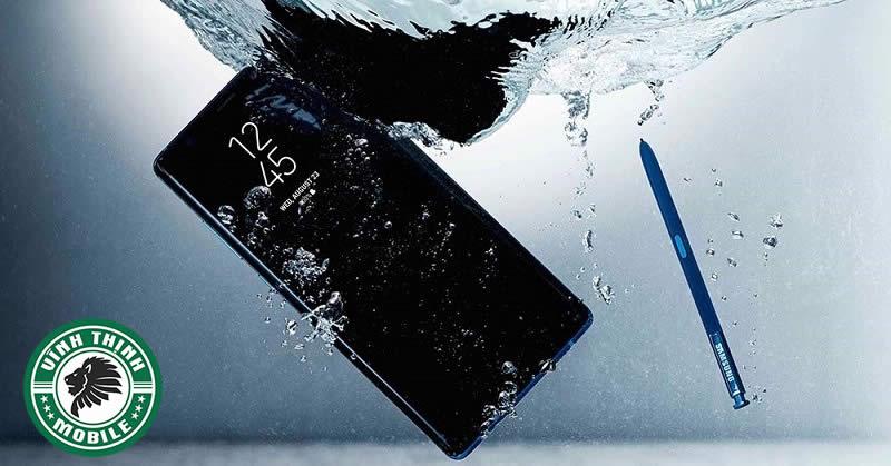 Sửa Samsung Galaxy Note 9 vào nước tại Sửa Chữa Vĩnh Thịnh
