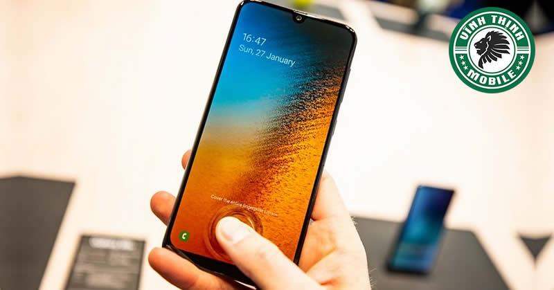 Thay mặt kính Samsung Galaxy A50 tại Sửa Chữa Vĩnh Thịnh