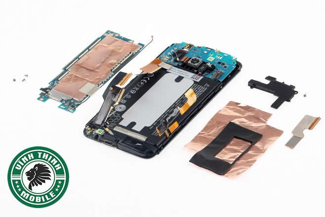 Nguyên nhân và giải pháp sửa HTC One E8 liệt cảm ứng