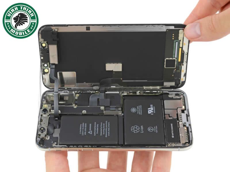 Giải pháp sửa iPhone X mất nguồn ?