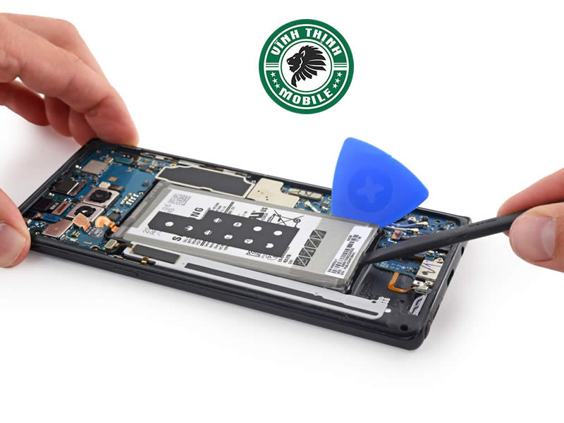 Giải pháp sửa Samsung Galaxy Note 8, S8, S8 Plus lỗi cảm biến