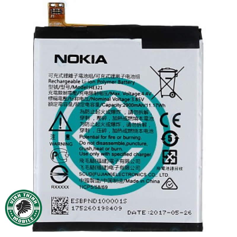 Pin Nokia X5 (Nokia 5.1 Plus) zin chuẩn