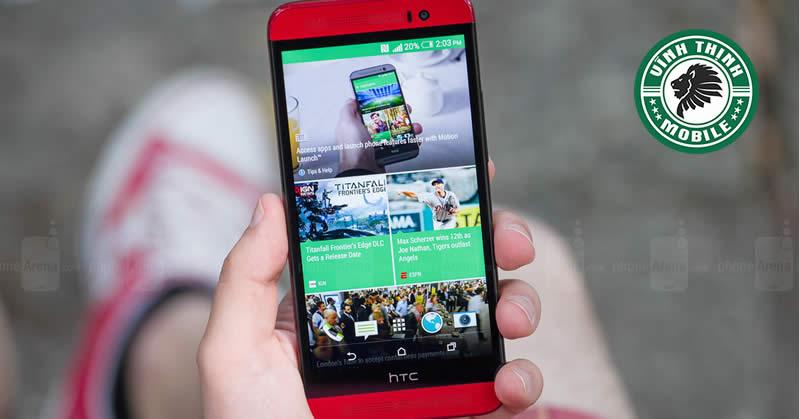 Sửa HTC One E8 liệt cảm ứng
