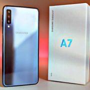 Sửa Samsung Galaxy A7 2018 vào nước