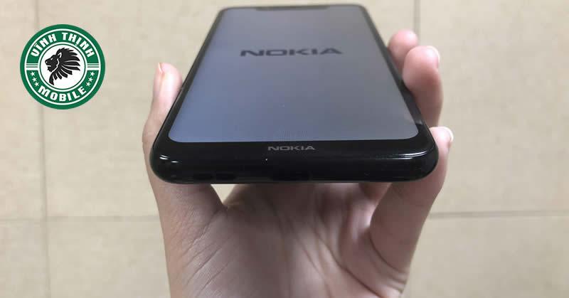 Thay chân sạc Nokia X5 tại Sửa Chữa Vĩnh Thịnh
