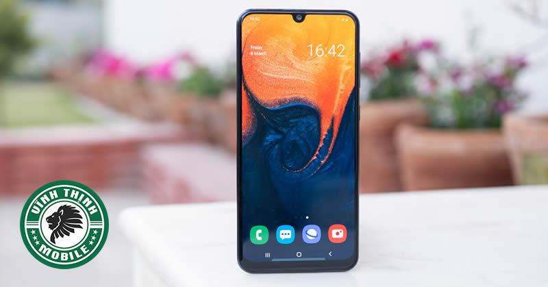 Thay màn hình Samsung Galaxy A30 tại Sửa Chữa Vĩnh Thịnh