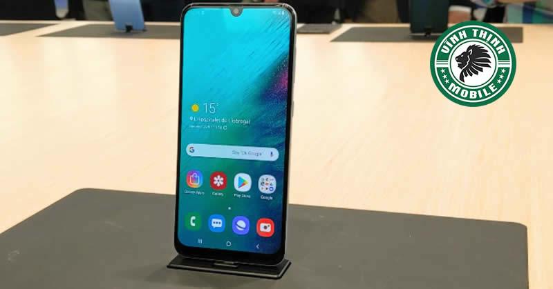 Thay màn hình Samsung Galaxy A50