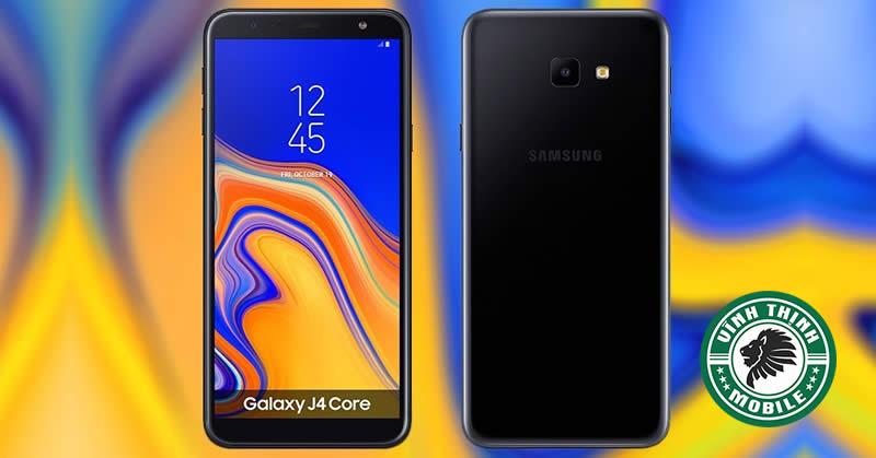 Thay mặt kính Samsung Galaxy J4 Core tại Sửa Chữa Vĩnh Thịnh