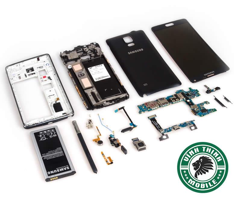 Giải pháp sửa điện thoại Samsung mất sóng