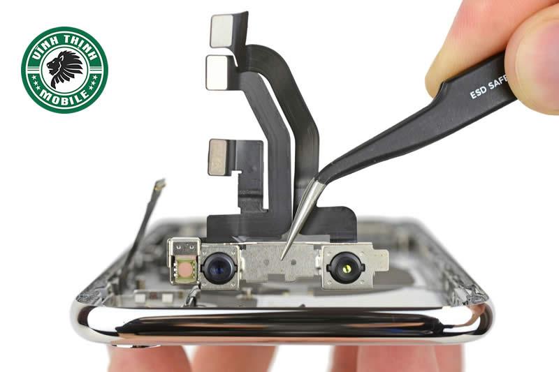 Giải pháp sửa FaceID iPhone X tại Sửa Chữa Vĩnh Thịnh