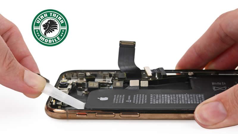Giải pháp sửa iPhone XS Max vào nước ?