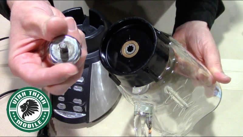 Những lỗi thường gặp trên máy xay sinh tố