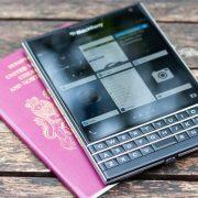 Sửa Blackberry Passport tại Sửa Chữa Vĩnh Thịnh