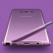 Sửa Samsung Galaxy Note 9 báo ẩm cổng sạc