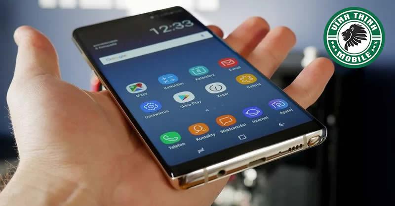 Thay loa Samsung Galaxy Note 8 tại Sừa Chữa Vĩnh Thịnh