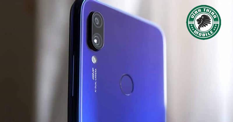 Thay mặt kính camera Xiaomi Redmi Note 7