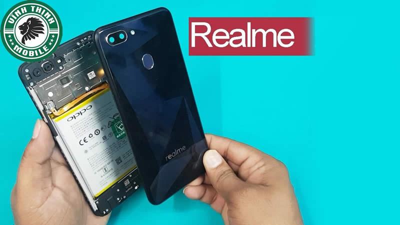 Giải pháp sửa chữa điện thoại Realme