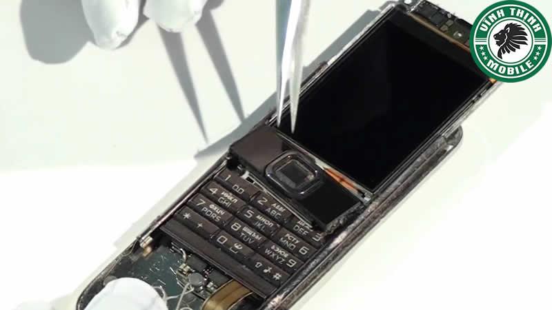 Giải pháp sửa Nokia 8800 ?
