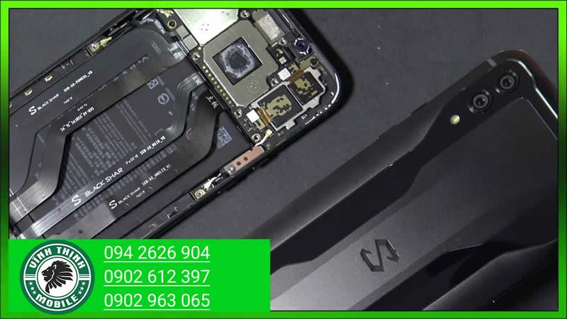 Lưu ý sửa Xiaomi Black Shark
