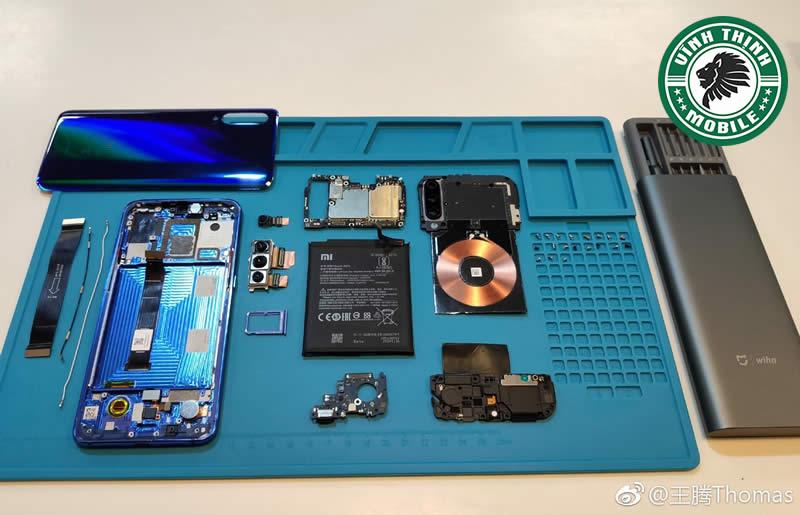Lưu ý hữu ích khi thay màn hình Xiaomi Mi 9