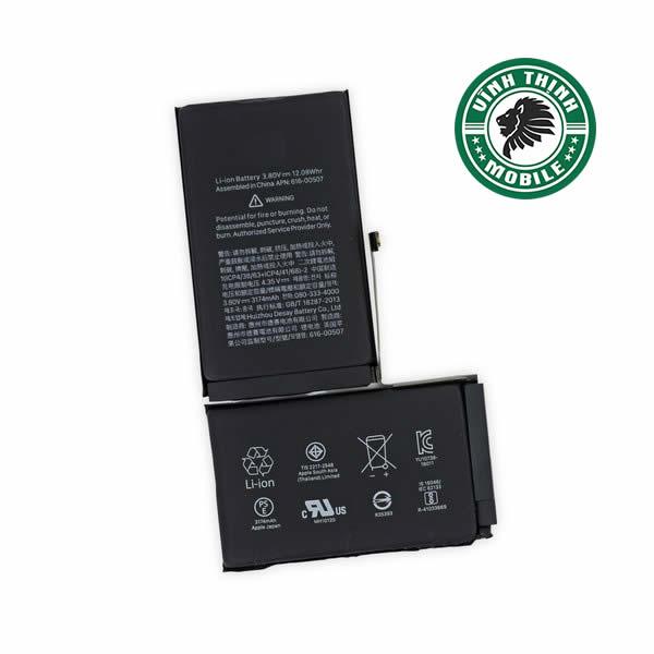 Cấu tạo pin iPhone XS Max