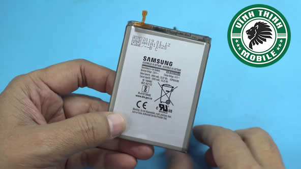 Pin Samsung Galaxy M20