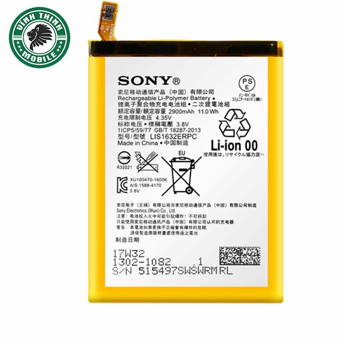 Pin Sony XZ zin chuẩn