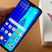 Quy trình thay mặt kính Huawei Y9 2019