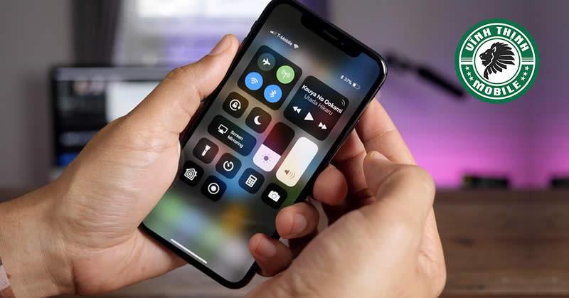 Sửa iPhone X wifi yếu tại Sửa Chữa Vĩnh Thịnh
