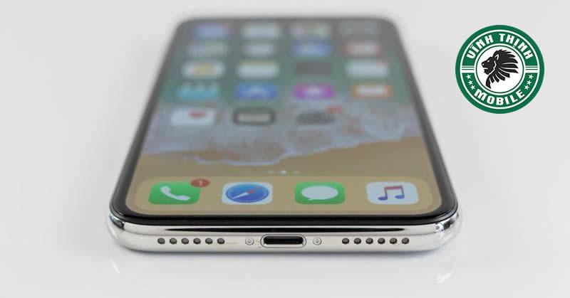 Thay chân sạc iPhone X tại Sửa Chữa Vĩnh Thịnh