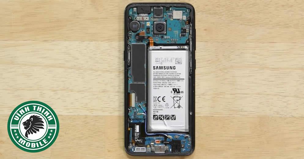 Thay pin Samsung Galaxy S8/S8 Plus tại Sửa Chữa Vĩnh Thịnh