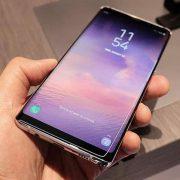 Câu hỏi thay mặt kính Samsung Galaxy Note 8 thường gặp