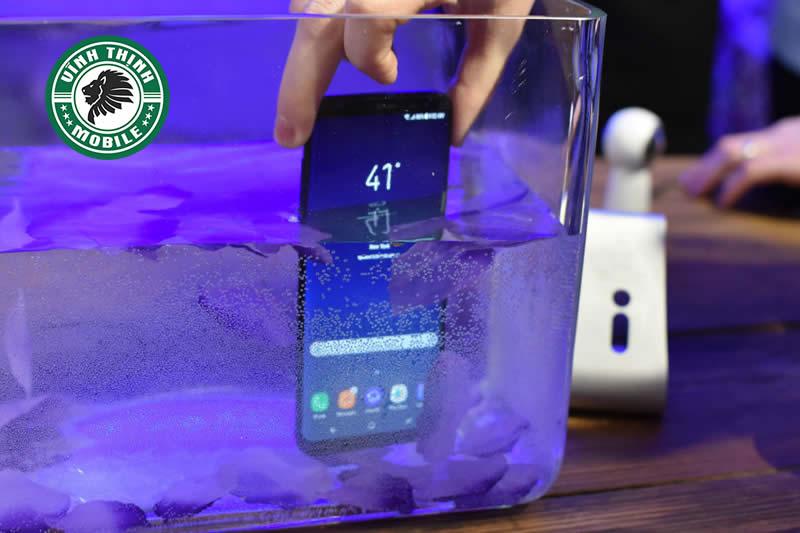 Giải pháp sửa Samsung Galaxy S8, S8 Plus vào nước