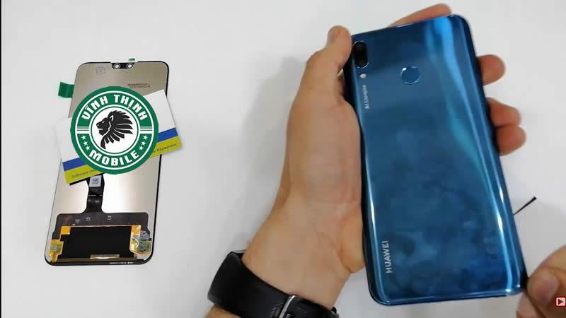 Lưu ý thay mặt kính Huawei Y9 Prime 2019