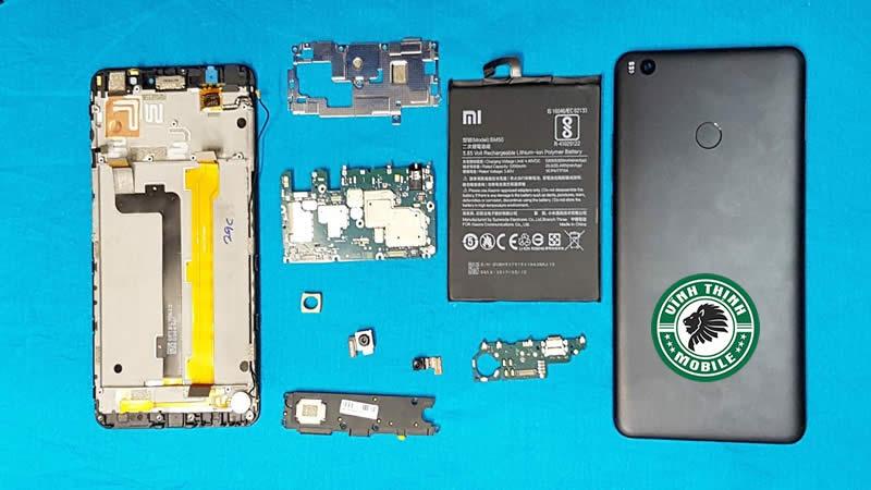 Lưu ý cần thiết khi thay vỏ Xiaomi Mi Max 2