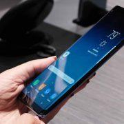 Màn hình Samsung Galaxy Note 8 có bao nhiêu loại trên thị trường ?