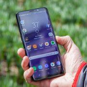 Sửa Samsung Galaxy S9, S9 Plus vào nước