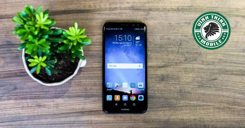 Thay cảm biến vân tay Huawei Nova 2i tại Sửa Chữa Vĩnh Thịnh