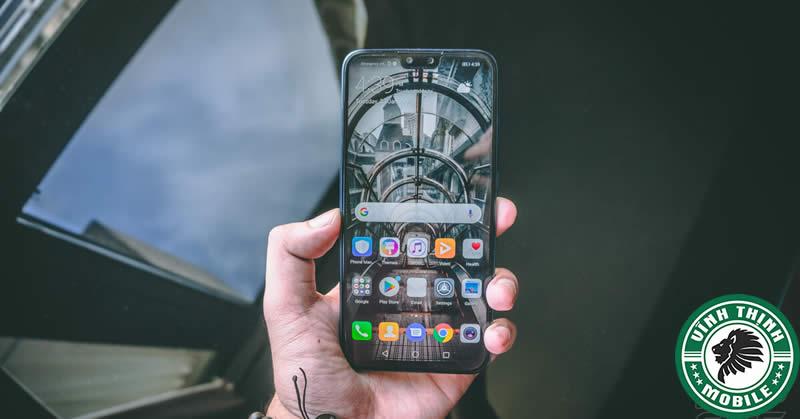 Thay màn hình Huawei Y9 2019 tại Sửa Chữa Vĩnh Thịnh