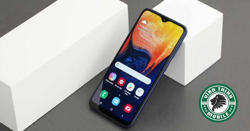 Thay màn hình Samsung Galaxy A10 tại Sửa Chữa Vĩnh Thịnh