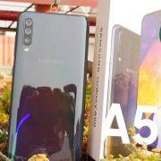 Thay mặt kính camera Samsung Galaxy A50