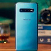 Thay mặt kính camera Samsung Galaxy S10 Plus