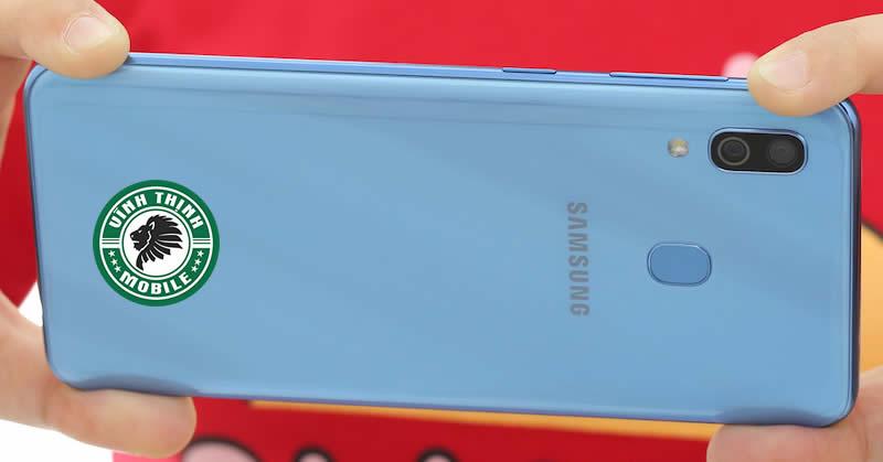 Thay nắp lưng Samsung Galaxy A30 tại Sửa Chữa Vĩnh Thịnh