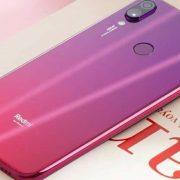 Thay nắp lưng Xiaomi Redmi Note 7 tại Sửa Chữa Vĩnh Thịnh