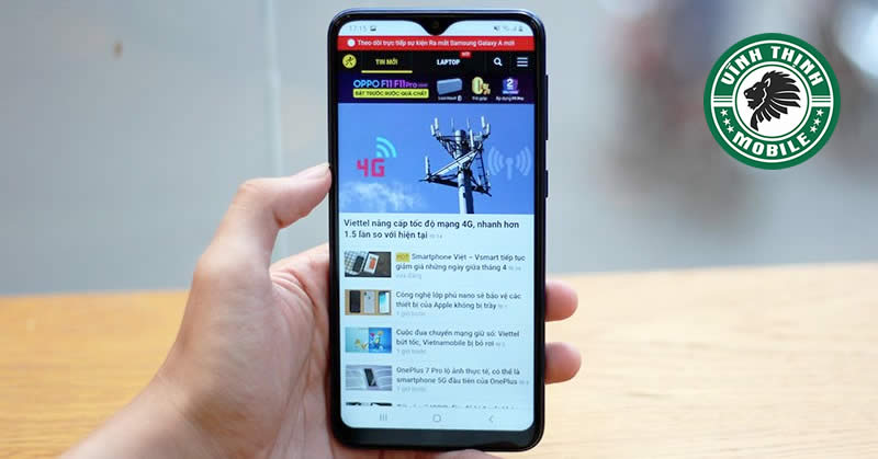 Thay pin Samsung Galaxy A10 tại Sửa Chữa Vĩnh Thịnh